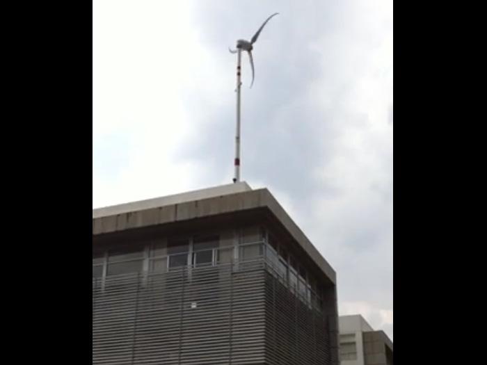 Proyecto eólico UMSNH