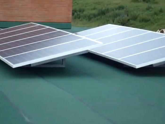 Proyecto energía solar para bachilleratos
